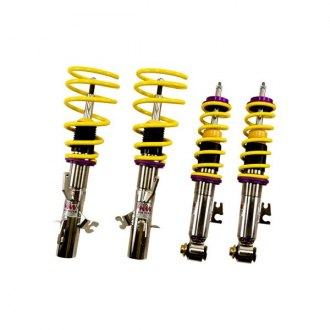 "KW Suspensions® - 1.2""-2.2"" x 1.2""-2.2"" V3 Inox-Line Front and Rear Lowering Coilover Kit"