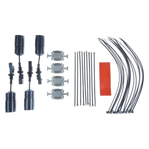 KW Suspensions® - Front and Rear Electronic Damping Cancellation Kit