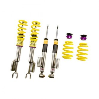 "KW Suspensions® - 0.7"" x 0.7"" Clubsport Front and Rear Lowering Coilover Kit"