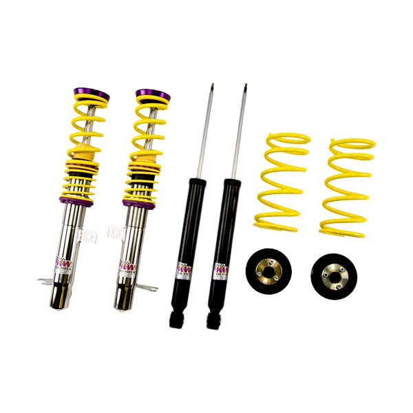KW Suspensions® - V1 Inox-Line Coilover Lowering Kit
