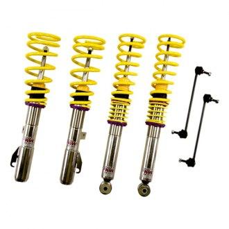Rear Dynamic Friction Company GEOSPEC Coated Brake Rotor 604-21034 1