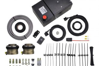"KW Suspensions® - 0.8""-1.8"" Front Hydraulic Conversion Lift System"