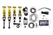 KW Suspensions® - Front and Rear Hydraulic Complete Lift System