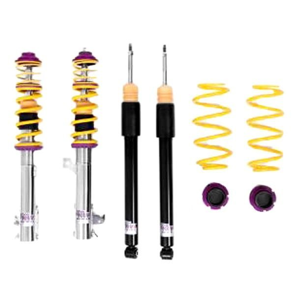 KW Suspensions® - Clubsport Front and Rear Lowering Coilover Kit