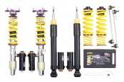 KW Suspensions® - Clubsport Coilover Lowering Kit (3-Way Adjustable)