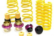 KW Suspensions® - Adjustable Lowering Spring Kit
