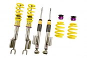 Image may not reflect your exact vehicle! KW Suspensions® - Clubsport Coilover Lowering Kit (2-Way Adjustable)