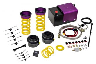 KW Suspensions® - Front Hydraulic Conversion Lift System