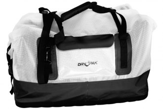 Kwik Tek® - Dry Pak™ Waterproof Duffel Bag XL Clear