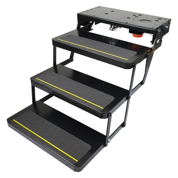 Kwikee® - 25 Series Triple Electric Step with Step Control