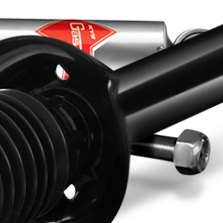 KYB® - Gas-a-Just™ Series Shock