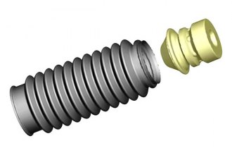 KYB® - Front Shock / Strut Bellow