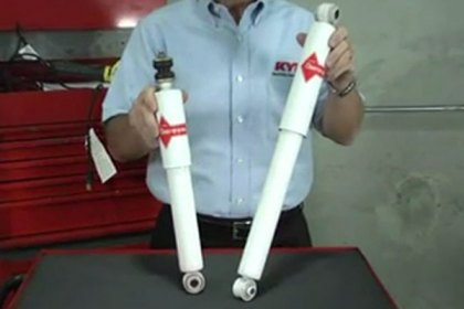 KYB® How to Choose The Correct Shock or Strut