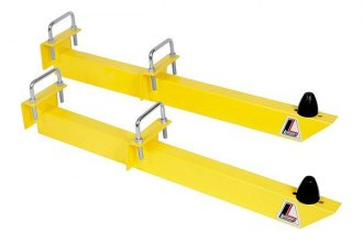 "Lakewood® - 28"" Yellow Traction Bars"