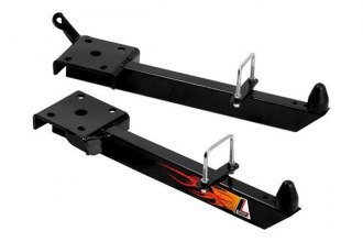 Lakewood® - Street/Strip Traction Bars for Leaf Springs