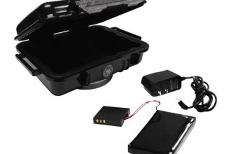 LandAirSea® - Extended Battery and Pelican Case With Magnet Mount for Silver Cloud™ Real-Time GPS Tracker