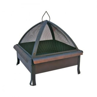 Landmann® - Tudor Fire Pit with Cover