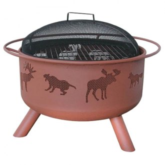 Landmann® - Big Sky Fire Pit Wildlife