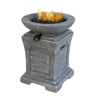 "Landmann® - Senca 15"" Gas Tabletop Firepit (OPEN BOX)"