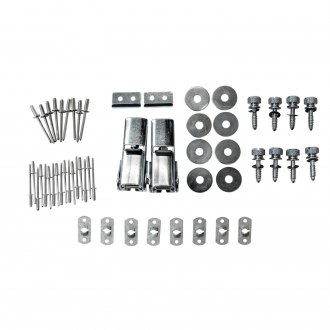 Lange Originals® - Kwick Kit II™ Premium Jeep Hardware