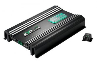 Lanzar® - Evolution Series Class D Mono 4000W Amplifier