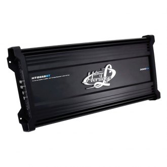 Lanzar® - Heritage Series Class AB 5-Channel 3000W Amplifier