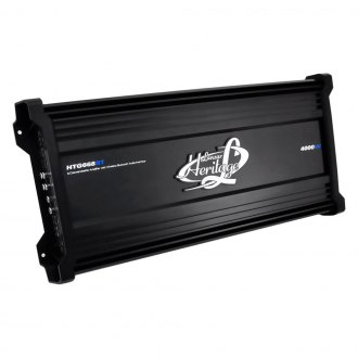 Lanzar® - Heritage Series Class AB 6-Channel 4000W Amplifier