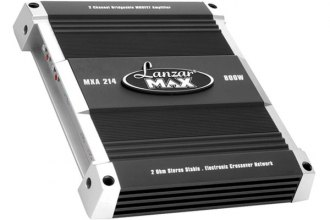 Lanzar® - Max Series Class AB 2-Channel 800W Amplifier