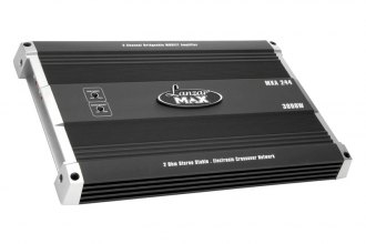 Lanzar® - Max Series Class AB 2-Channel 3000W Amplifier