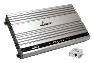 Lanzar® - OptiDrive Series Class D 6000W Monoblock Amplifier