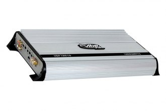 Lanzar® - Vibe Series Class D Monoblock 3-Channel 1800W Amplifier
