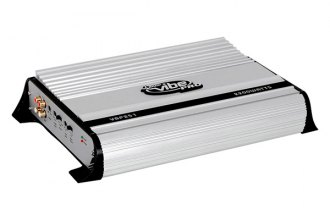 Lanzar® - Vibe Pro Series Class AB 2-Channel 2200W Amplifier