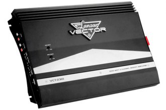 Lanzar® - Vector Series Class AB 2-Channel 3000W Amplifier
