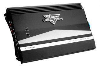 Lanzar® - Vector Series Class AB 2-Channel 4000W Amplifier