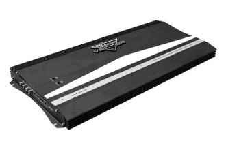 Lanzar® - Vector Series Class AB 2-Channel 6000W Amplifier