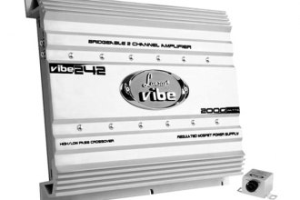Lanzar® - Vibe Series Class AB 2-Channel 2000W Amplifier