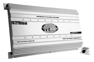 Lanzar® - Vibe Series Class AB 2-Channel 3000W Amplifier