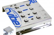 Lanzar® - 3-Way Vibe Series Electronic Crossover Network