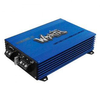 Lanzar® - Wrath Series Class D Mono 800W Amplifier
