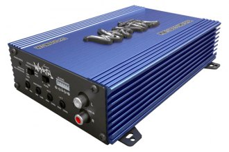 Lanzar® - Wrath Series Class D 2-Channel 800W Amplifier