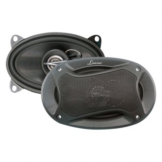 "Lanzar® - 4"" x 6"" 2-Way Max Series 240W Coaxial Speakers"