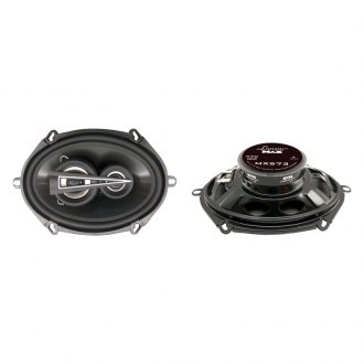 "Lanzar® - 5"" x 7"" 3-Way Max Series 440W Coaxial Speakers"