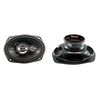 "Lanzar® - 6"" x 9"" 3-Way Max Series 600W Coaxial Speakers"