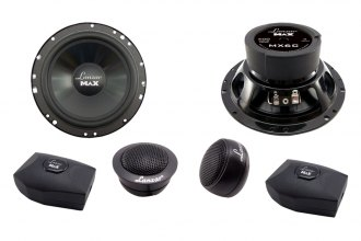 "Lanzar® - 6-1/2"" 2-Way Max Series 400W Component Speakers"