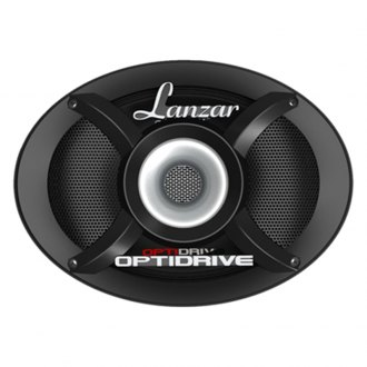 "Lanzar® - 6"" x 9"" 2-Way OptiDrive Pro High Power Series 1600W 4 Ohm Coaxial Speakers"