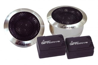 "Lanzar® - 1"" OptiDrive Series 200W Dome Tweeters"