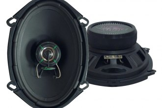"Lanzar® - 5"" x 7"" / 6"" x 8"" 2-Way VX Series 180W Speakers"