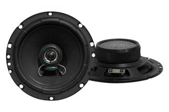 "Lanzar® - 6-1/2"" 2-Way VX Series Slim Mount 160W Speakers"