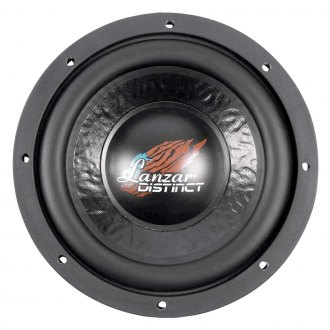 "Lanzar® - 10"" Distinct Series 1000W 4 Ohm DVC Subwoofer"