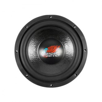 "Lanzar® - 12"" Distinct Series Die Cast 1600W DVC Subwoofer"